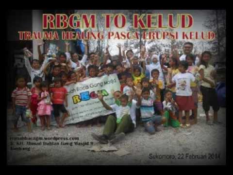 TRAUMA HEALING FOR KELUD (RBGM JOMBANG)