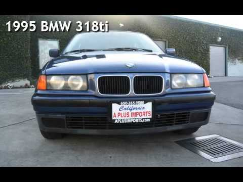 1995 BMW 318ti for sale in REDWOOD CITY, CA