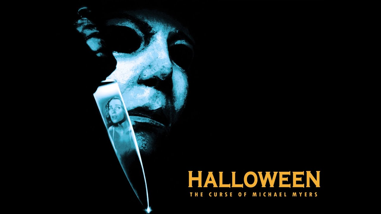 Halloween 6 (1995) The Curse of Michael Myers Official Trailer ...