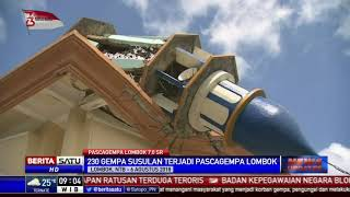 Download Video BMKG: Gempa Susulan di Lombok Terjadi 230 Kali MP3 3GP MP4