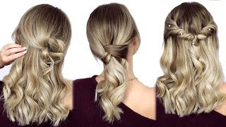 Einfache Frisuren Fur Weihnachten Geschenkidee Thebeauty2go Youtube