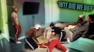 Caught In B.E.D With My Boyfriends Brother! *GONE TERRIBLY WRONG!*