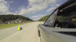 MTI RACING: Six Shooter T56 Sequential Drag Race. @ GA 1/2 mile