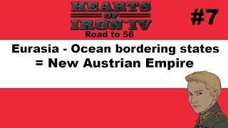 HOI4 - Road to 56 - Austria goes for Eurasia! - Part 7