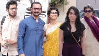 Video Aamir Khan & Kiran Rao Bond With Reena Dutta, Ira Khan & Junaid Khan download MP3, 3GP, MP4, WEBM, AVI, FLV Agustus 2018