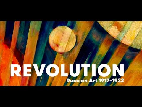 REVOLUTION RA 2017 ROYAL ACADEMY - RUSSIAN ART 1917 - 1932 LETSVIEWITNOW