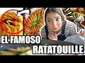 HICE EL FAMOSO RATATOUILLE DE LA PELÍCULA Y ASÍ QUEDÓ