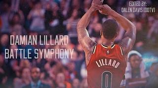 Damian Lillard 2017 Game Winner Vs Lakers Lonzo Ball ᴴᴰ