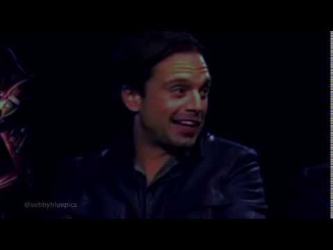 Sebastian Stan and Anthony Mackie -