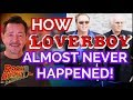 Capture de la vidéo Mike Reno Shares How Loverboy Almost Never Happened: Exclusive Interview