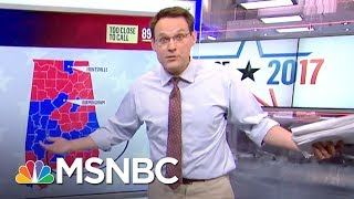 Election Night Turns Kornacki Into A 'National Treasure' | MTP Daily | MSNBC thumbnail