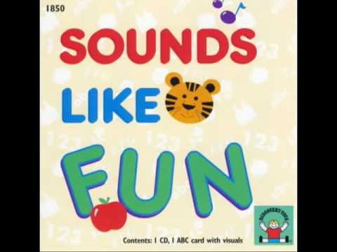 Alphabet Sounds from Sounds Like Fun