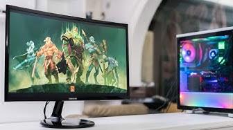 Samsung CF390 - Màn hình cong tấm nền VA, hỗ trợ FreeSync giá 4,1 triệu