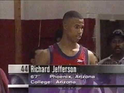 Richard Jefferson - McDonald