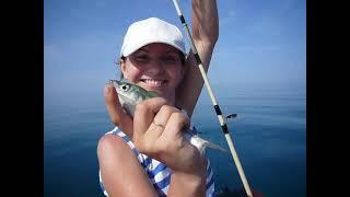 Морская рыбалка в Абхазии(Морская рыбалка в Абхазии., 2012-08-02T13:19:11.000Z)