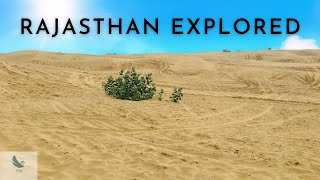RAJASTHAN Tourism | A Visual Treat!