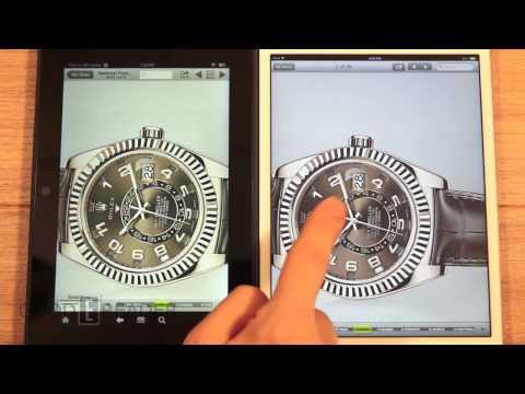 Kindle Fire HDX 7 vs iPad Mini with Retina