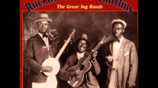 John Harris w/ Louisville Jug Band Glad and Sorry Blues (1931)