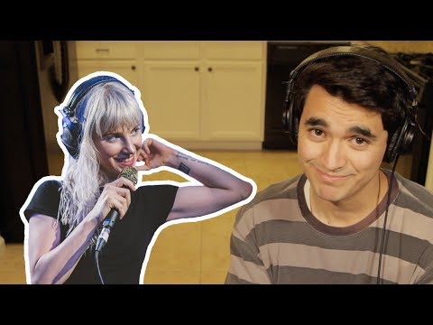 Thumbnail: Paramore - Hard Times in the Live Lounge REACTION
