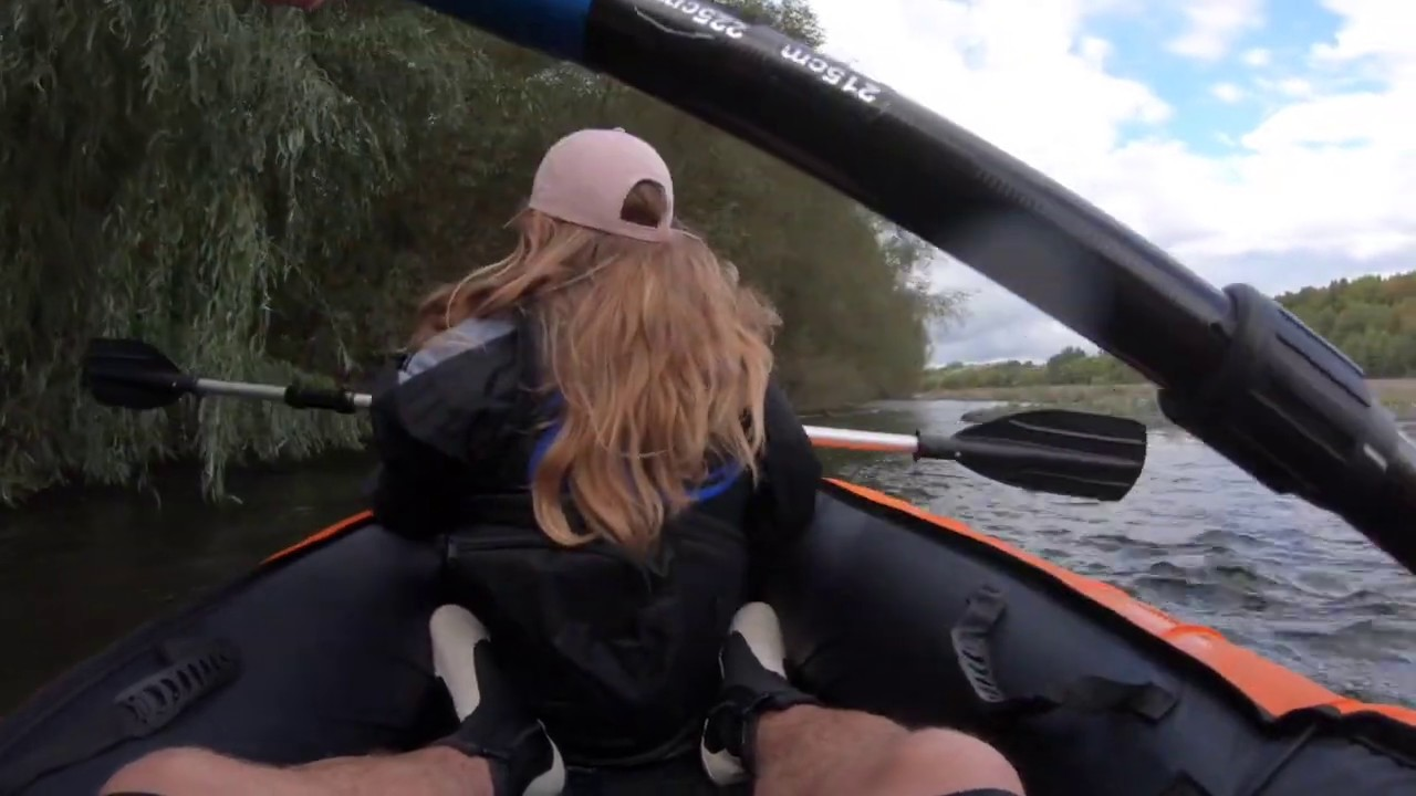 Drifting down the Tutaekuri