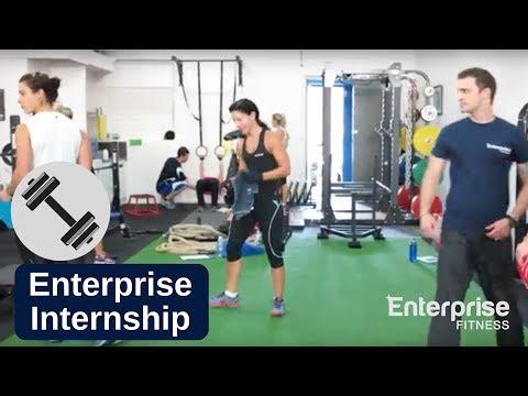 Personal Training Internship program Enterprise Fitness Melbourne