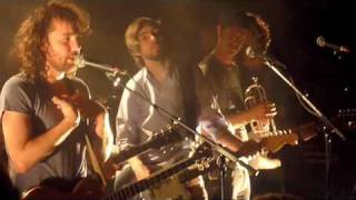 broken social scene meet me in the basement live in paris