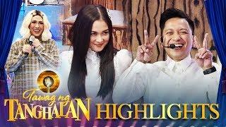 Vice gets nervous of Maja and Jhong | Tawag ng Tanghalan