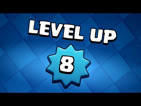 Let's Play Clash Royale #49: LEVEL 8!