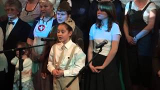 Fine Voice Singers Academy at Action Stations