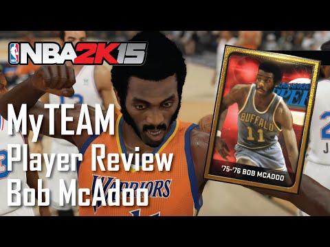NBA 2K15: MyTEAM - Bob McAdoo - Player Review