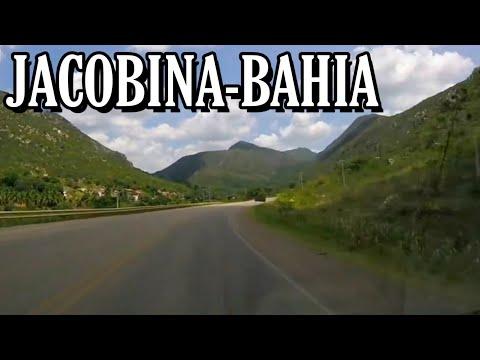 "Passando por Jacobina-BA""Chapada Diamantina"""