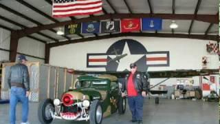 """U.S. Military Tribute - RUNAMUCKA - The First Flight Of The """"RUNAMUCKA"""""""