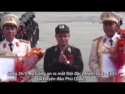 TCVN 09 JUN 2017: CỘNG SẢN VIỆT NAM PHÁT ĐỘNG CHIẾN DỊCH KHỦNG BỐ