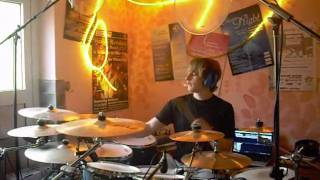 Alex Max Band - Tonight (Drum Cover)