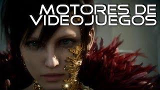 10 Motores de Videojuegos (Game Engines)