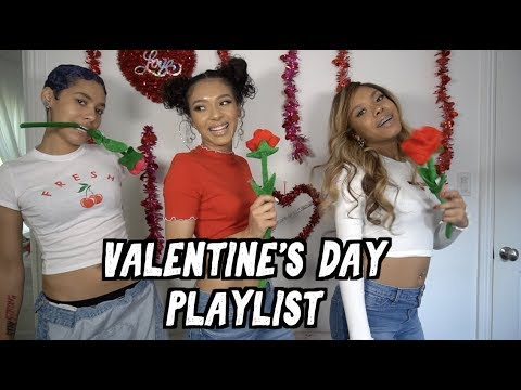 Valentine's Day Playlist ❤️