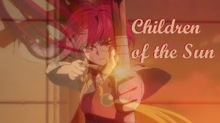 Akatsuki No Yona ||AMV|| Children of the Sun