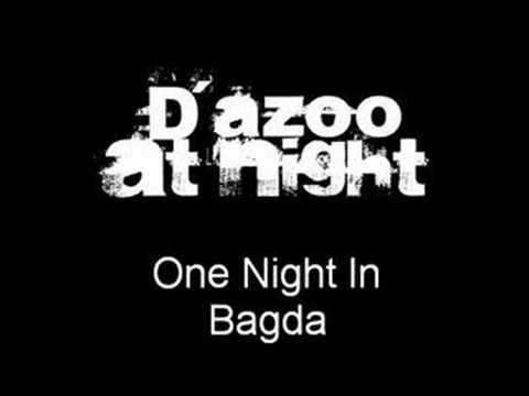 D'azoo at night
