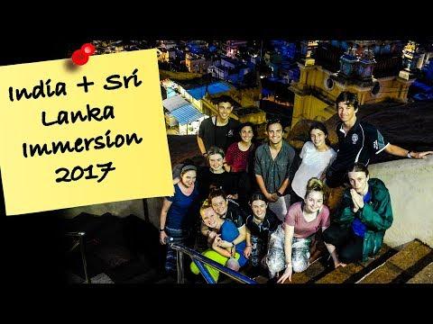India and Sri Lanka ~ Immersion VLOG -2017-