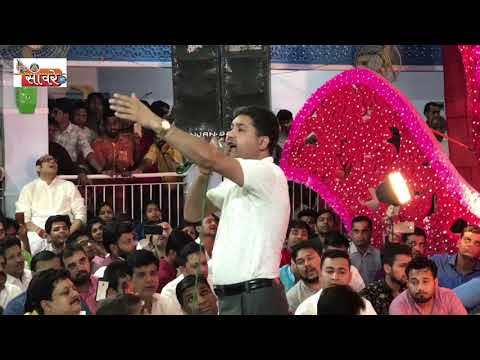 Sanju Sharma Ekadashi Kirtan Dt 27.03.18 खाटु के कण कण में बसेरा @  Mitra Mandal Khatu Shyam ji