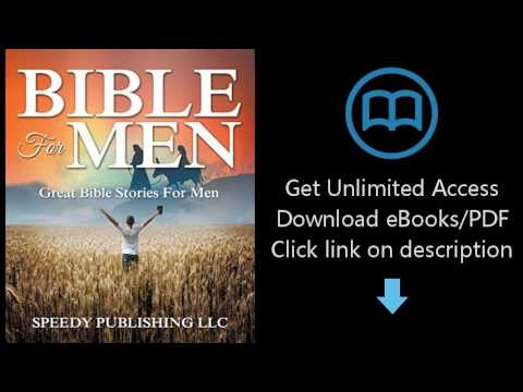 Download Bible For Men: Great Bible Stories For Men [P.D.F]