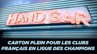 Handgar : Carton plein pour les clubs français en Ligue des Champions