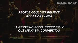 Coldplay -  Viva La Vida Subtitulado Español/ Ingles Lyrics!