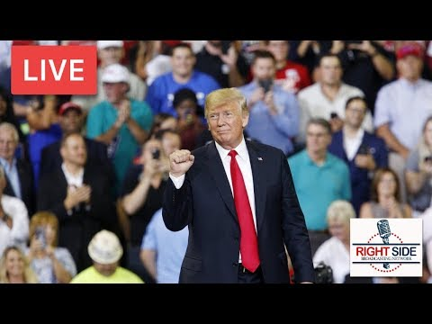 LIVE: President Donald J. Trump Rally in Council Bluffs, IA 10-9-18