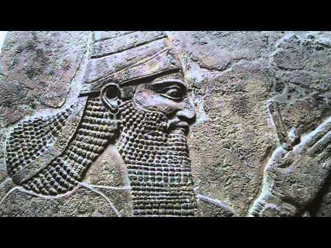 Tiglath-pileser III Assyrian c. 728 BC Nimrud British Museum London