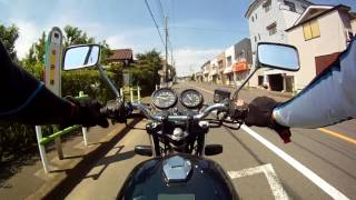 ホンダJADE参考動画:これが昔の超高性能250CCバイクの代表格