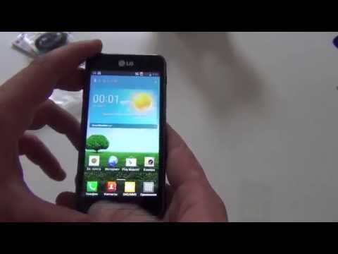 LG Optimus F5 4G LTE P875 обзор от Quke.ru