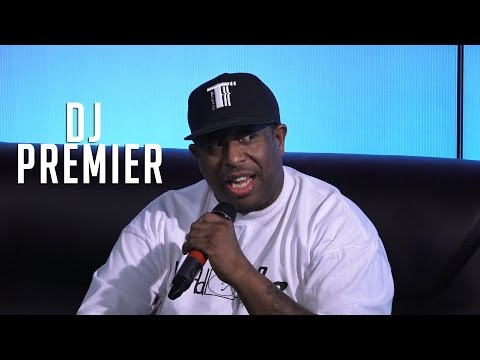 DJ Premier on his Superstar Group Chat, Respecting OGs + Beef