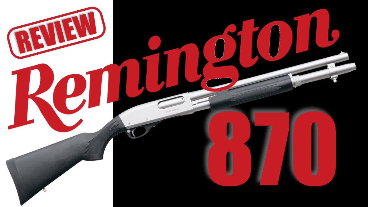Remington 870 Express Compact Black Synthetic 20 GA 3-inch Chamber  18 75-inch 4Rd