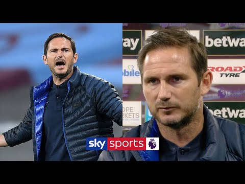 Frank Lampard gives brutally honest assessment of Chelsea's defeat to West Ham